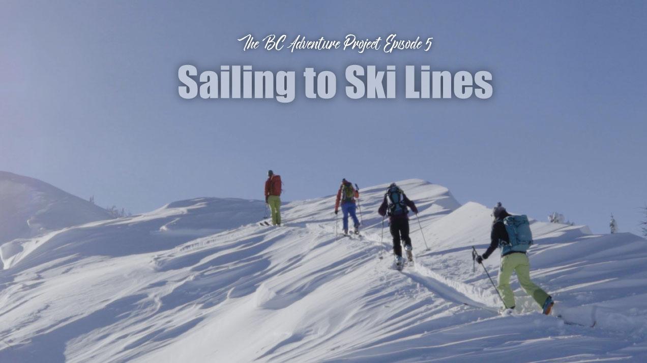 British Columbia Ski Tour series